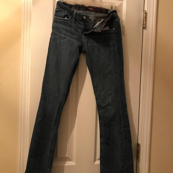 Levi's Denim - Levi boot cut jeans